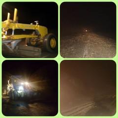 سیل جاده اهر - هوراند و سه روستا را مسدود کرد/ خسارت جدی به جاده
