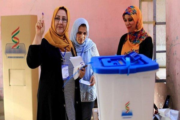 آمادگی اقلیم کردستان عراق برای برگزاری همه پرسی جدید