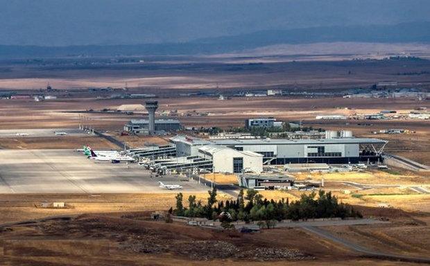 US base in Erbil hit by drones