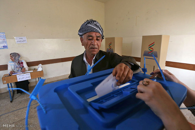 Independence polls close in Iraqi Kurdistan