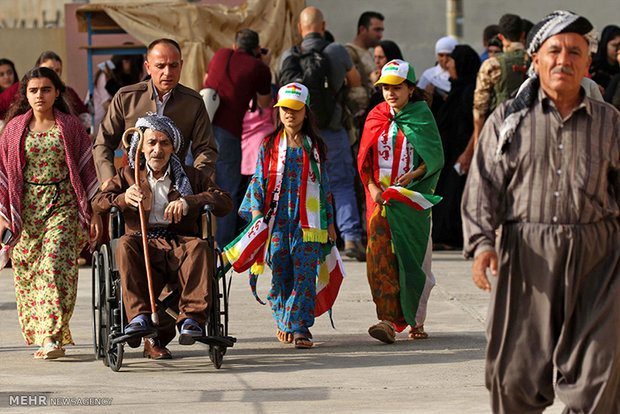 مواطنو إقليم كردستان العراق يحصلون على تاشيرة دخول الاراضي الايرانية عبر البريد