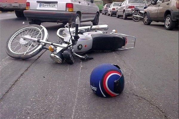 سهم ۹۲درصدی موتورسیلکت ها و سواری ها در تصادفات درون شهری