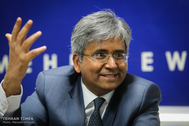 Indian envoy to Tehran visits MNA, Tehran Times HQs