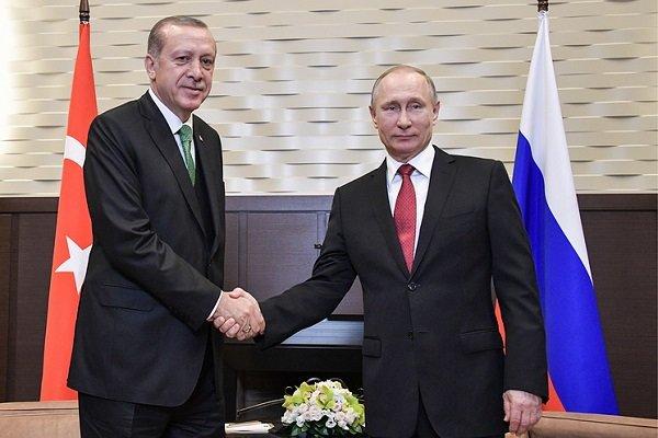 پوتین بر لزوم احترام به حاکمیت سوریه تاکید کرد