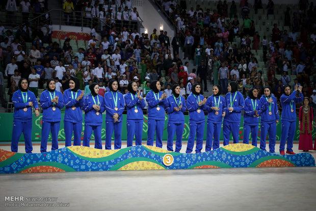 Asya Salon Oyunları'nın sekizinci gününden kareler