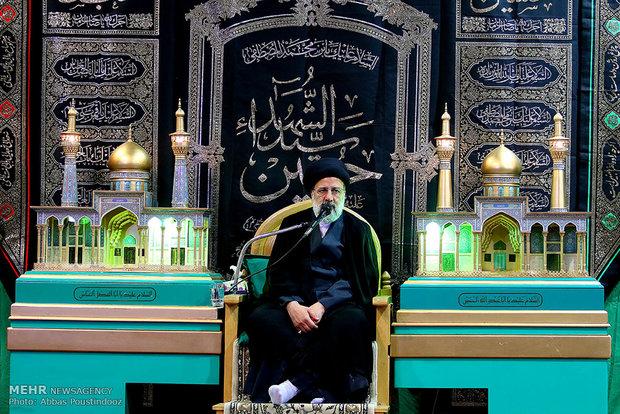 سفر حجتالاسلام سید ابراهیم رئیسی به اصفهان