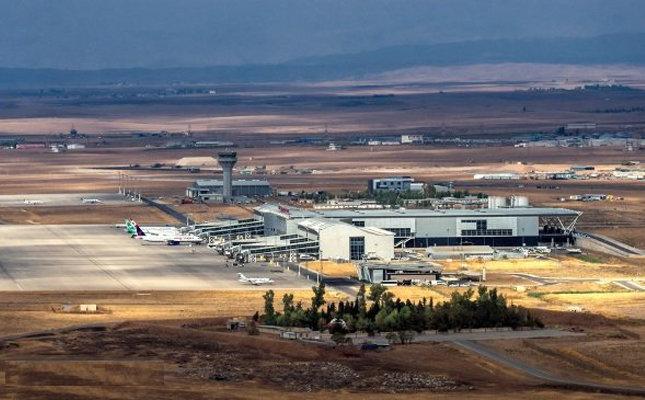 شلیک ۲۰ راکت به سوی پایگاه نظامی نظامیان آمریکا در اربیل