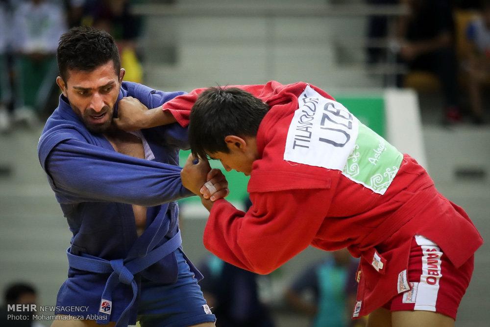 مسابقات قهرمانی داخل سالن آسیا -۸