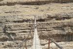 پرسه مرگ در بلندترین پل معلق خاورمیانه/ «دره خزینه» ایمن شود