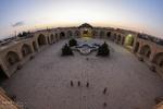 کاروانسرای شاه عباسی ابوزیدآباد