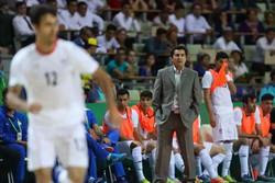 ناظم الشریعه: نمیگذاریم توکلی از تیم ملی فوتسال خداحافظی کند