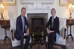 لندن از اتحادیه اروپا تا ۹ تیر برای اجرای «برگزیت» مهلت خواست