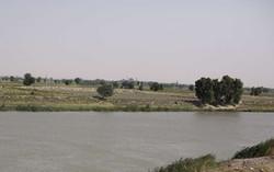 ایجاد پل شناور بر رود فرات برای تسهیل انتقال نظامیان سوری