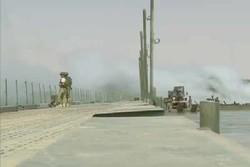 احداث پل شناور روسها زیر آتش سنگین در دیرالزور/عملیات ارتش سوریه در حومه دمشق
