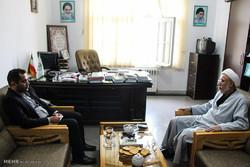 حجت الاسلام ناصرشکریان امیری مدیرکل تبلیغات اسلامی مازندران