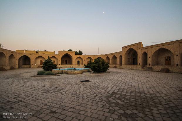 Shah Abbasi Caravanserai