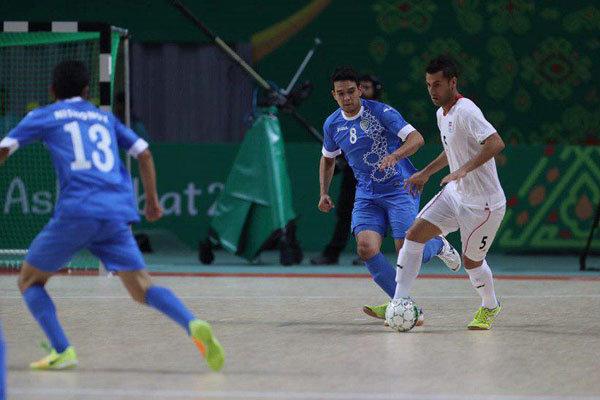 İran Futsal Milli Takımı Asya'da birinci sırada