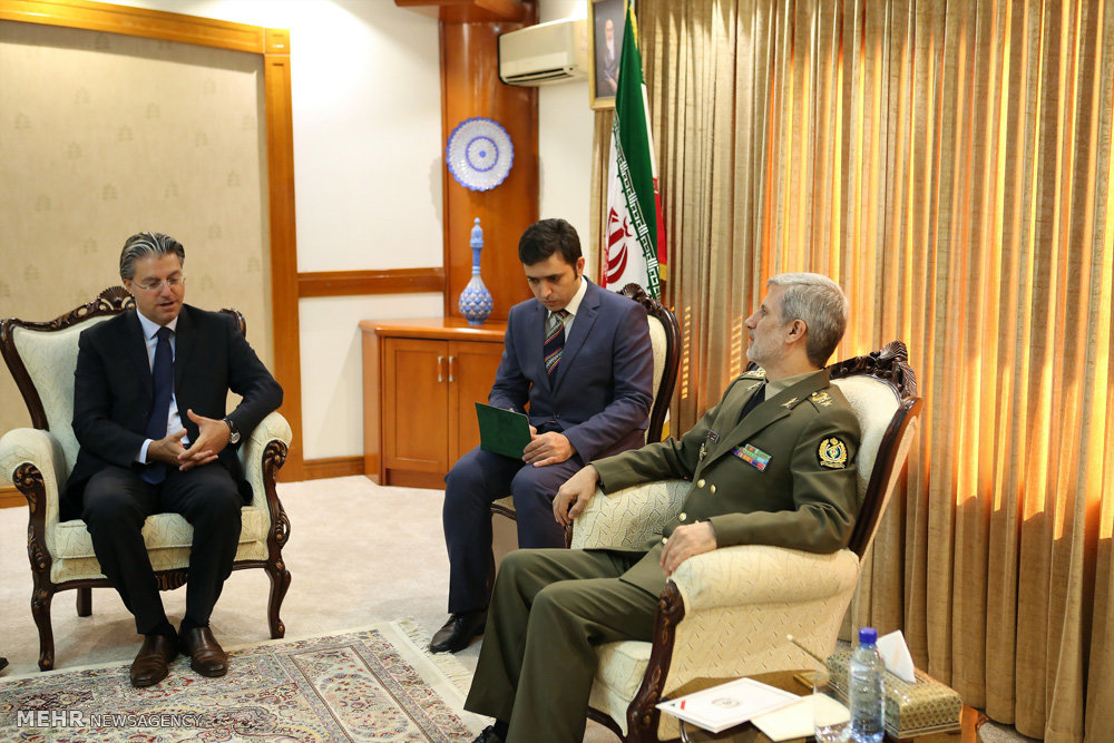 Iran against border change in ME: MoD
