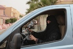 S Arabia's king issues order allowing women to drive