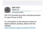 عرضه نخستین آپدیت سیستم عامل جدید اپل