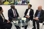 سطح همکاریهای ارتباطی ایران و آفریقای جنوبی افزایش می یابد