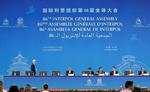 """مدير """"الإنتربول"""" المستقيل موقوف رهن التحقيق في الصين"""