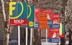 کاهش چشمگیر قیمت مسکن در لندن
