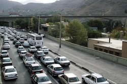 رشد ۱۰ درصدی سفرهای جاده ای تا سوم فروردین