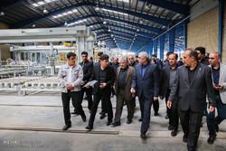 سفر یک روزه مرتضی بانک دبیر شورای عالی مناطق آزاد کشور به منطقه آزاد ارس
