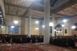 شکست رکورد ساخت مسجد روستایی کشور در قاضی جهان آذرشهر