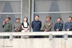همسر رهبر کره شمالی