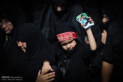 مراسم تشییع شهید محسن حججی در میدان امام حسین (ع) -3