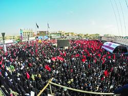 Mohsen Hojaji's funeral procession
