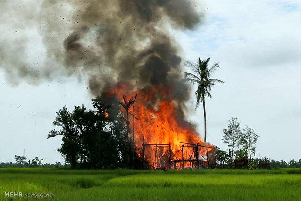 العفو الدولية تطالب بمحاكمة قائد جيش ميانمار