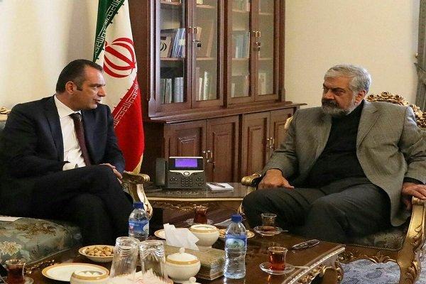 Iran, Cyprus hold talks on expanding ties