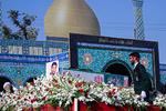 Video: Şehit Mohsen Hoceci'nin cenazesi toprağa verildi