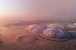 دبی «شهر مریخی» می سازد