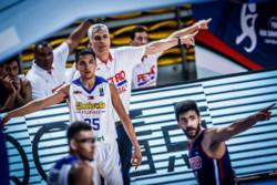 بسکتبال - مهران شاهین طبع - پتروشیمی
