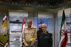 الاركان الايرانية: على استعداد للتعاون مع الجيش العراقي لضبط الحدود المشتركة