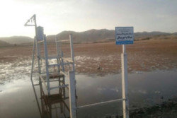 آغاز انتقال آب به کانال آبرسانی تالاب بین المللی قوری گول