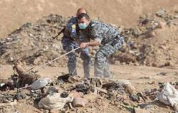 العثور على مقبرة جماعية لعشرات القتلى في الحويجة العراقية