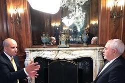 گفتگوی ظریف با الجزیره
