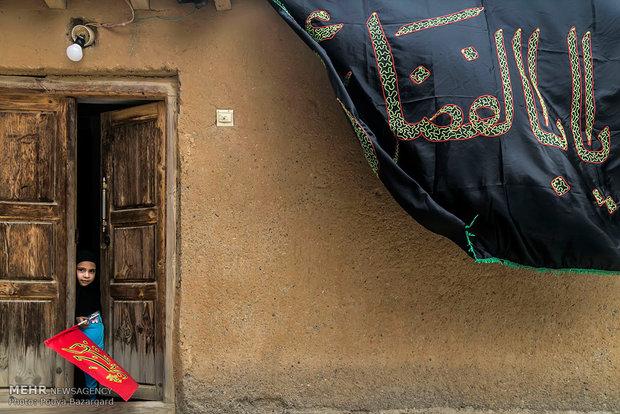 طقوس شهر محرم في مدينة ماسولة شمالي ايران