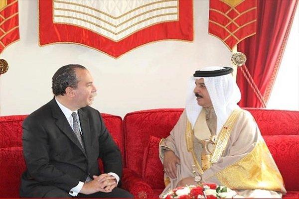 پادشاه بحرین خاخام یهودی