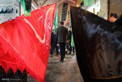 İran'ın dört bir köşesinden Muharrem matem merasimi