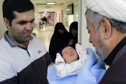 توسل به حضرت علی اصغر نسل آینده را بیمه می کند