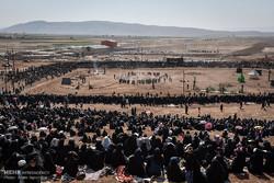 اجرای بزرگترین تعزیه میدانی کشور در صحرارود فسا