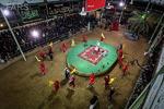 مجلس تعزیه بازار شام در دهزیار کرمان اجرا میشود