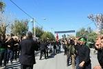 آذربایجان غربی در سالروز شهادت سقای کربلا غرق ماتم و عزا شد