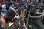 فروش غیرقانونی تسلیحات به سودان جنوبی با وساطت یک کمپانی انگلیسی